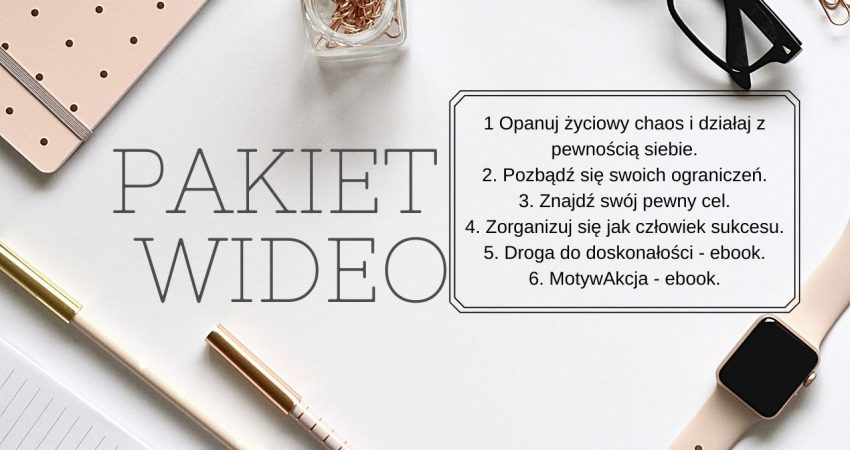 Andrzej Wojtyniak - motywacja, zarządzanie czasem, planowanie, emocje, rozwój osobisty
